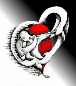 Cartoon-HeartQuake-For-Iran-2012-by-Iranian-American-Cartoonist-and-Artist-Kaveh-Adel-267x300